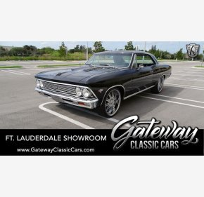1966 Chevrolet Chevelle SS for sale 101300941