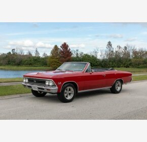 1966 Chevrolet Chevelle for sale 101317492