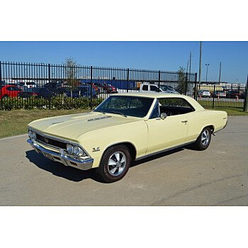 1966 Chevrolet Chevelle SS for sale 101346372