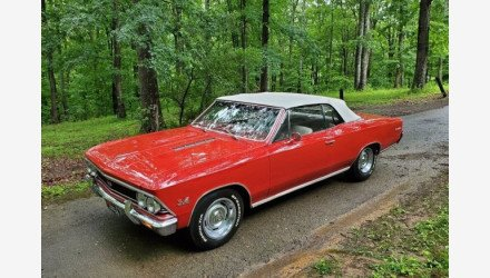 1966 Chevrolet Chevelle SS for sale 101347884