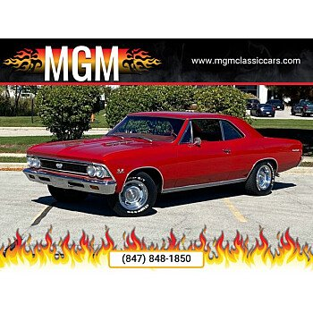 1966 Chevrolet Chevelle for sale 101379343