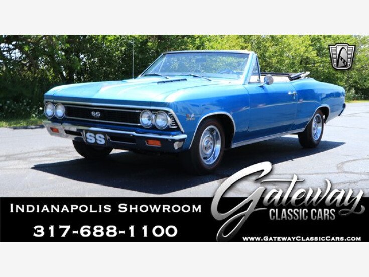 1966 Chevrolet Chevelle for sale 101486628
