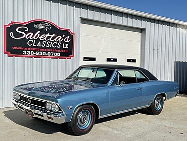 1966 Chevrolet Chevelle SS for sale 101496007
