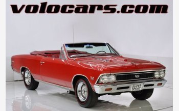 1966 Chevrolet Chevelle SS for sale 101614722