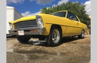 1966 Chevrolet Chevy II for sale 100950799
