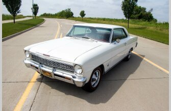 1966 Chevrolet Chevy II for sale 101187807