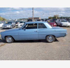 1966 Chevrolet Chevy II for sale 101386378