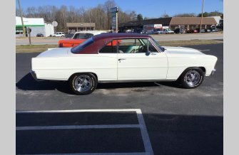 1966 Chevrolet Chevy II for sale 101266074