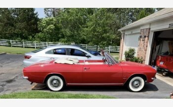 1966 Chevrolet Corvair Monza Convertible for sale 101603913