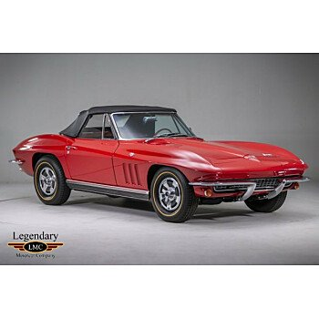 1966 Chevrolet Corvette for sale 101008637