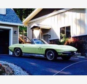 1966 Chevrolet Corvette for sale 100910166