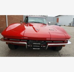 1966 Chevrolet Corvette Coupe for sale 101071764