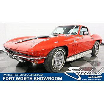 1966 Chevrolet Corvette for sale 101079875