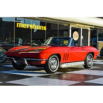 1966 Chevrolet Corvette for sale 101138563
