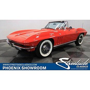 1966 Chevrolet Corvette Convertible for sale 101162608