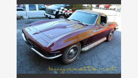 1966 Chevrolet Corvette for sale 101234901