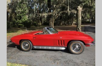 1966 Chevrolet Corvette Convertible for sale 101258397