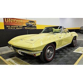 1966 Chevrolet Corvette Convertible for sale 101318651
