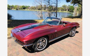 1966 Chevrolet Corvette for sale 101319948