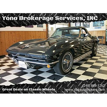 1966 Chevrolet Corvette Convertible for sale 101342669