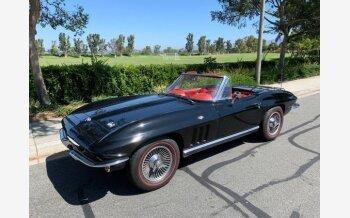 1966 Chevrolet Corvette Convertible for sale 101345976