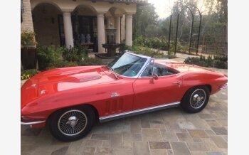1966 Chevrolet Corvette 427 Convertible for sale 101346019