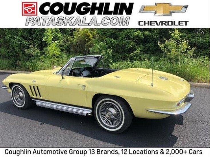 1966 Chevrolet Corvette for sale 101352296