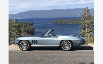 1966 Chevrolet Corvette Convertible for sale 101357687