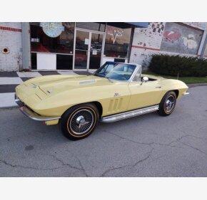 1966 Chevrolet Corvette Convertible for sale 101422201