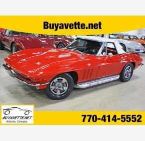 1966 Chevrolet Corvette Convertible for sale 101423873