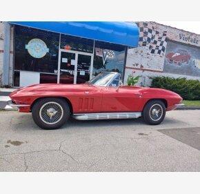 1966 Chevrolet Corvette Convertible for sale 101435992