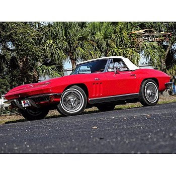 1966 Chevrolet Corvette Convertible for sale 101441623