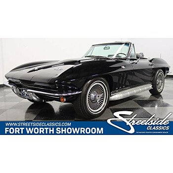 1966 Chevrolet Corvette Convertible for sale 101506149