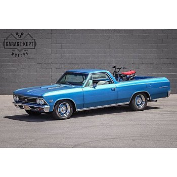 1966 Chevrolet El Camino for sale 101353650
