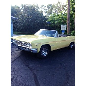 1966 Chevrolet Impala for sale 101008452