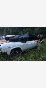 1966 Chevrolet Impala Convertible for sale 100828046