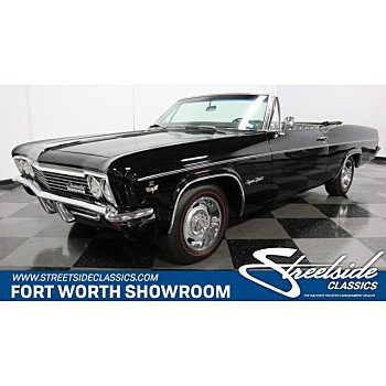 1966 Chevrolet Impala for sale 101046392