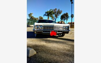 1966 Chevrolet Impala Coupe for sale 101066004
