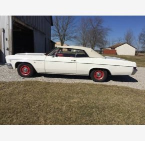 1966 Chevrolet Impala Convertible for sale 101107146