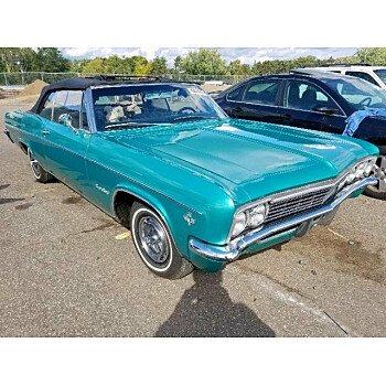 1966 Chevrolet Impala for sale 101221423