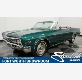 1966 Chevrolet Impala Convertible for sale 101248414