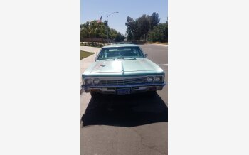 1966 Chevrolet Impala for sale 101316689