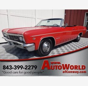 1966 Chevrolet Impala for sale 101319107