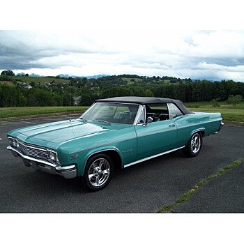 1966 Chevrolet Impala SS for sale 101339935