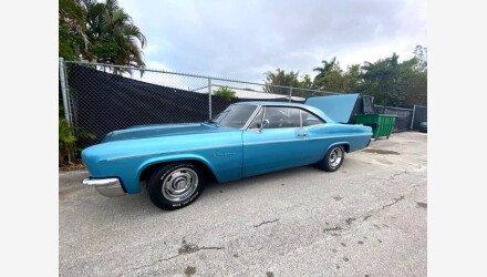 1966 Chevrolet Impala for sale 101435428