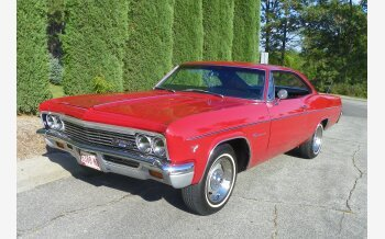 1966 Chevrolet Impala Coupe for sale 101628149