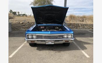 1966 Chevrolet Impala Coupe for sale 101068262