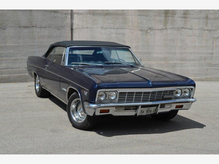 1966 Chevrolet Impala for sale 101491393