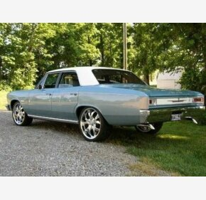 1966 Chevrolet Malibu for sale 100827919