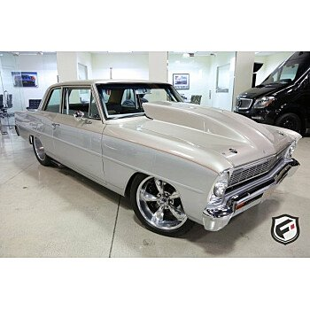 1966 Chevrolet Nova for sale 100989302